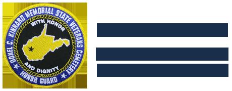 Donel C. Kinnard Honor Guard Logo